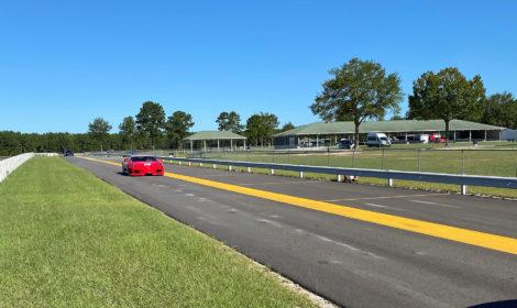 AI sponsored track day at Carolina Motorsports Park